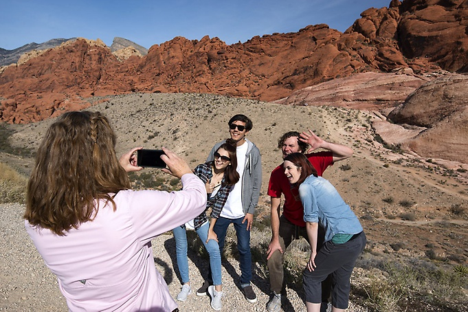 Red Rock Canyon - Red Rock Classic Tour