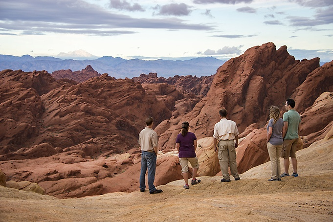 A Day at Valley of Fire - A Valley of Fire Tour