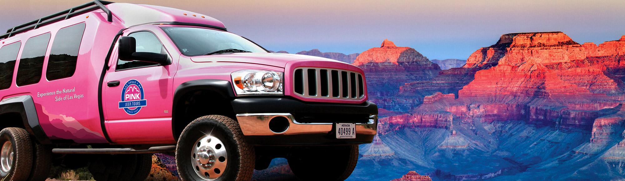 Grand Canyon South Rim tour