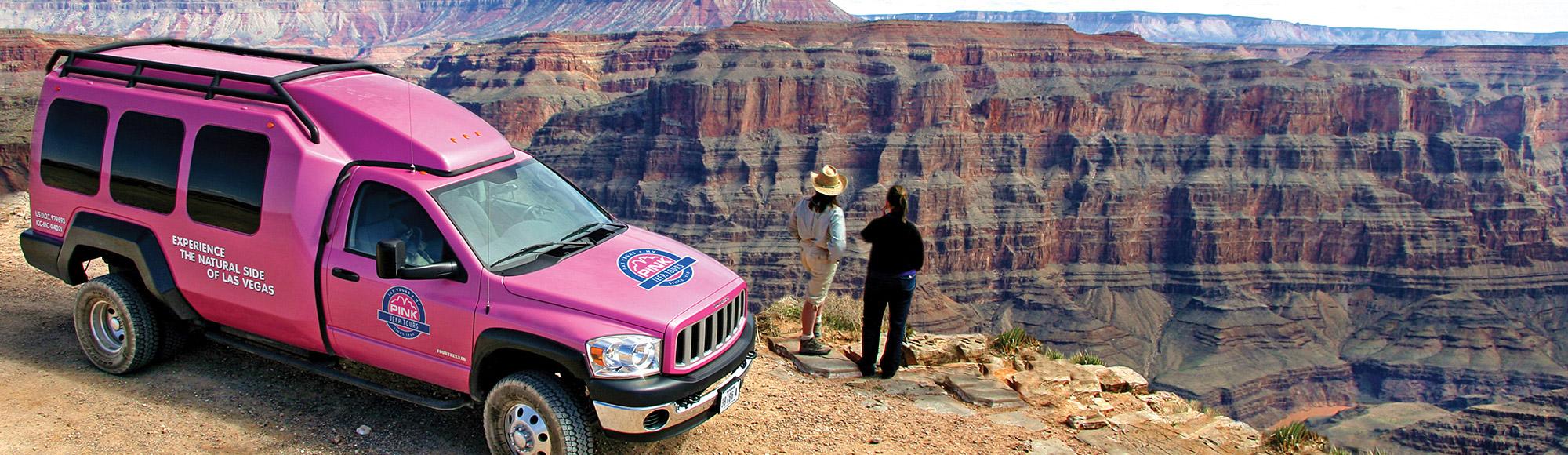 Grand Canyon West Rim Classic tour