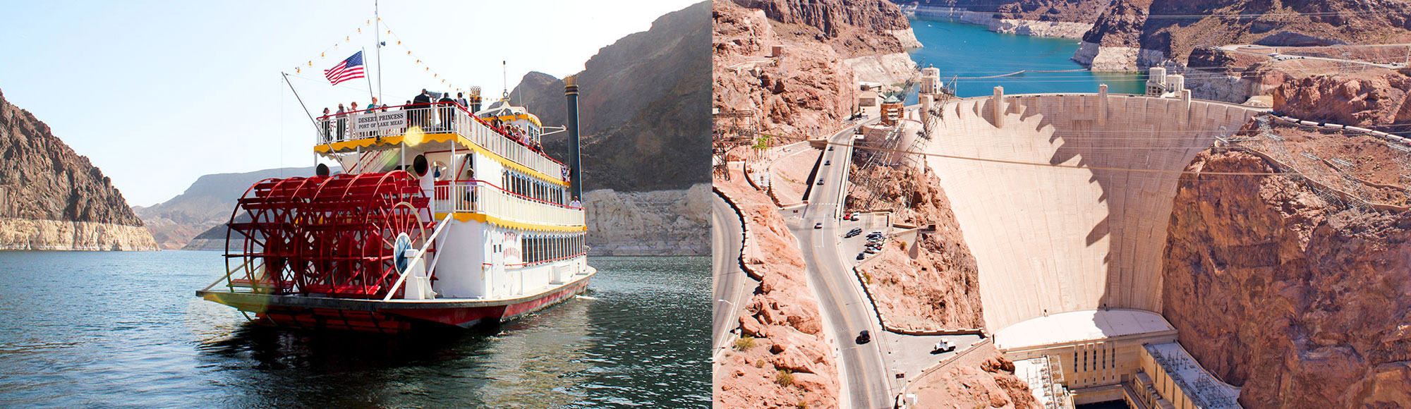 Lake Mead Cruise and Hoover Dam Discovery | Vegas com