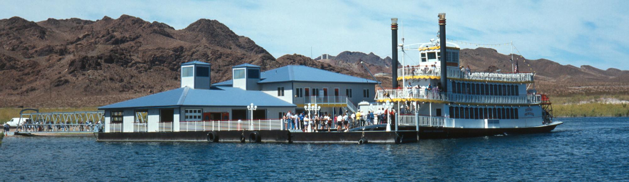 Lake Mead Cruises tour
