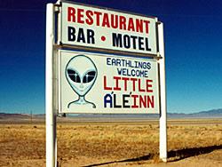 Area 51 tour