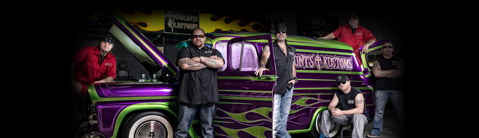 Count's Kustoms Car Tour tour