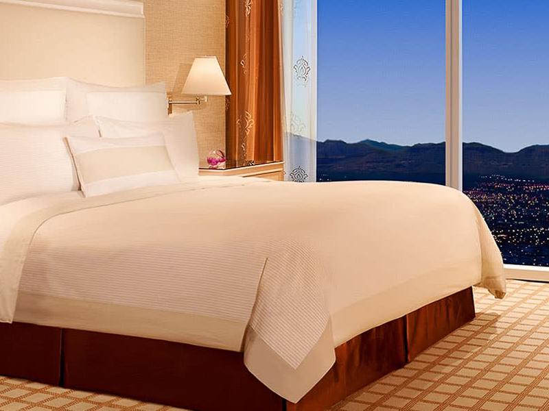 Wynn Panoramic View King - Check in at Wynn Resort