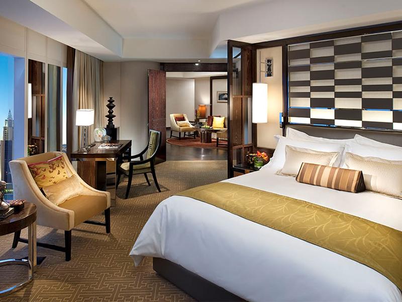 1 Bedroom Suite City View 1 King