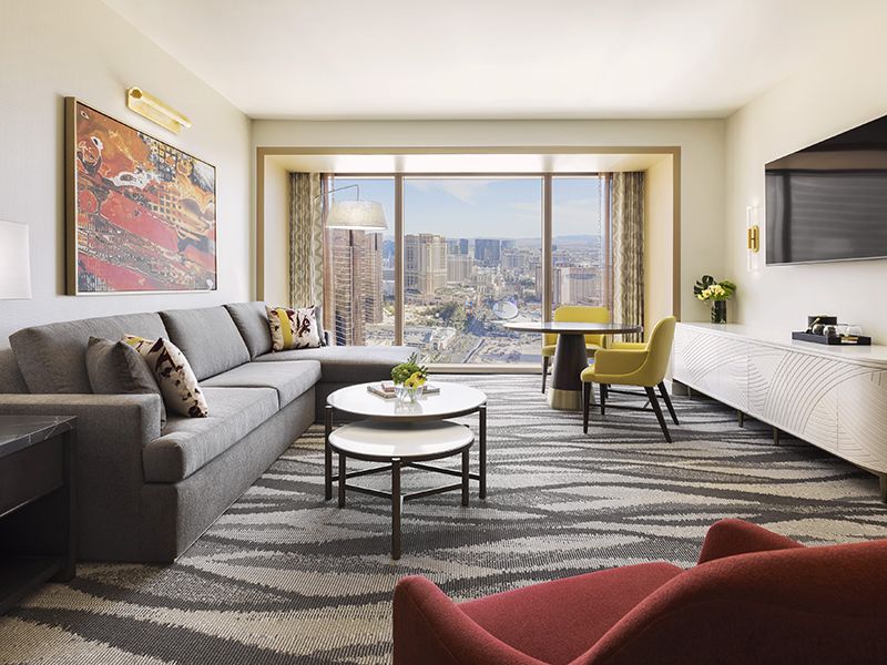 City View One Bedroom Suite - One King Bed