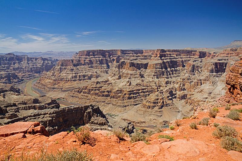 Golden Eagle Air Tour - Grand Canyon View
