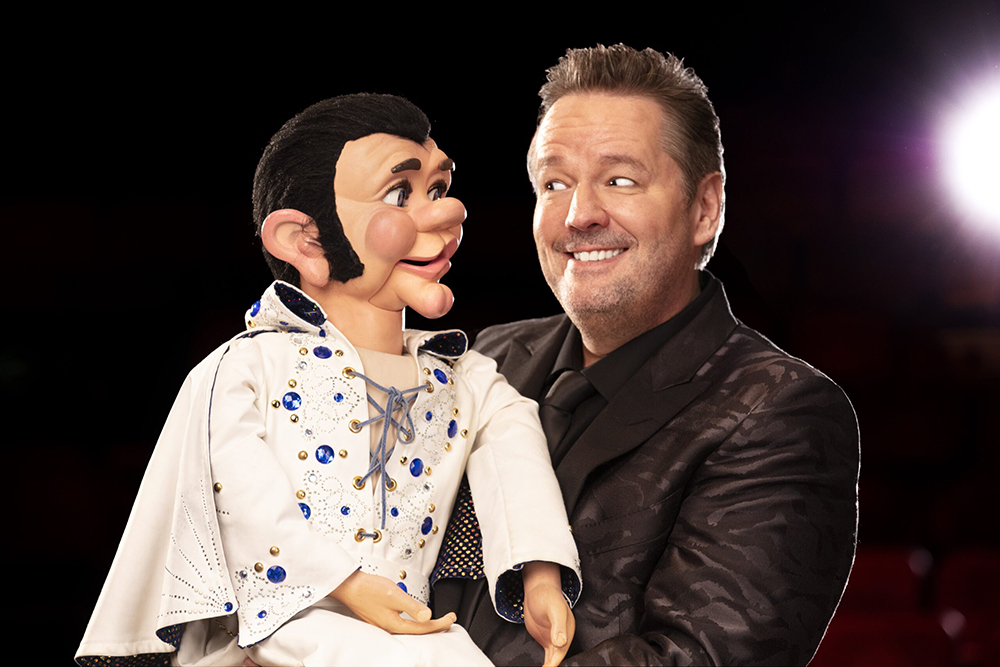 Terry Fator: Who's the Dummy Now - Maynard Tompkins