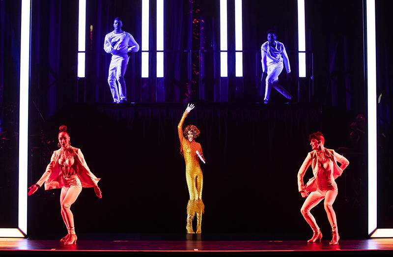 An Evening with Whitney: The Whitney Houston Hologram Concert - Whitney Houston Slideshow 4