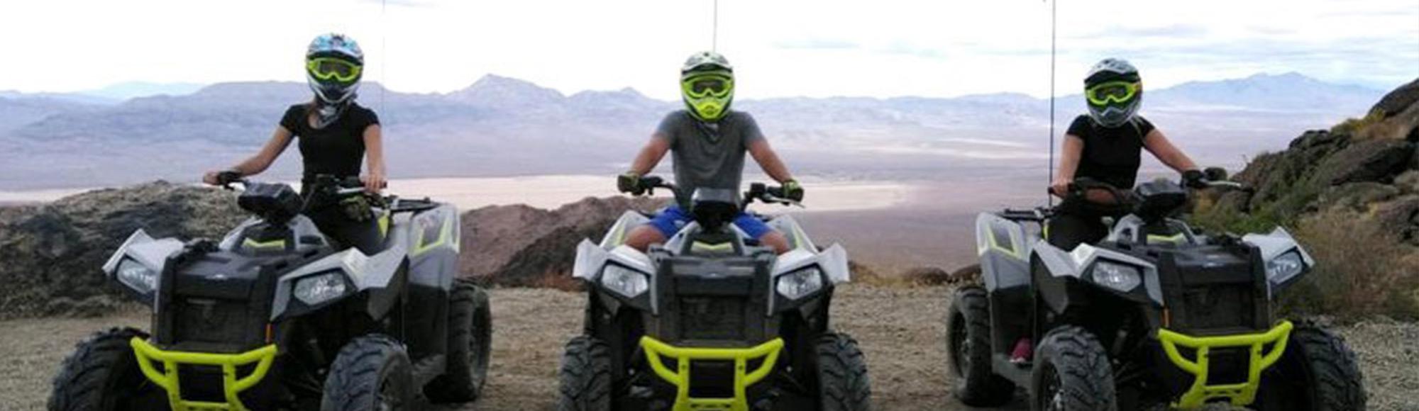 ATV Hidden Valley tour