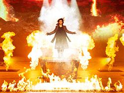 Criss Angel MINDFREAK at Planet Hollywood
