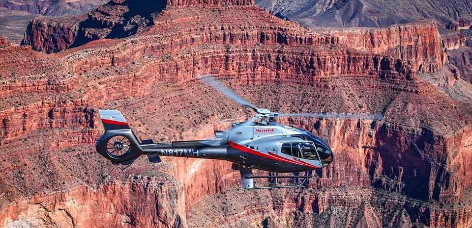 Grand Canyon West Rim & Helicopter 6 in 1