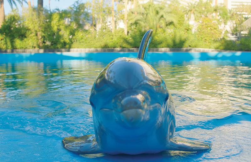 Siegfried and Roy's Secret Garden and Dolphin Habitat - Secret Garden Slideshow 3