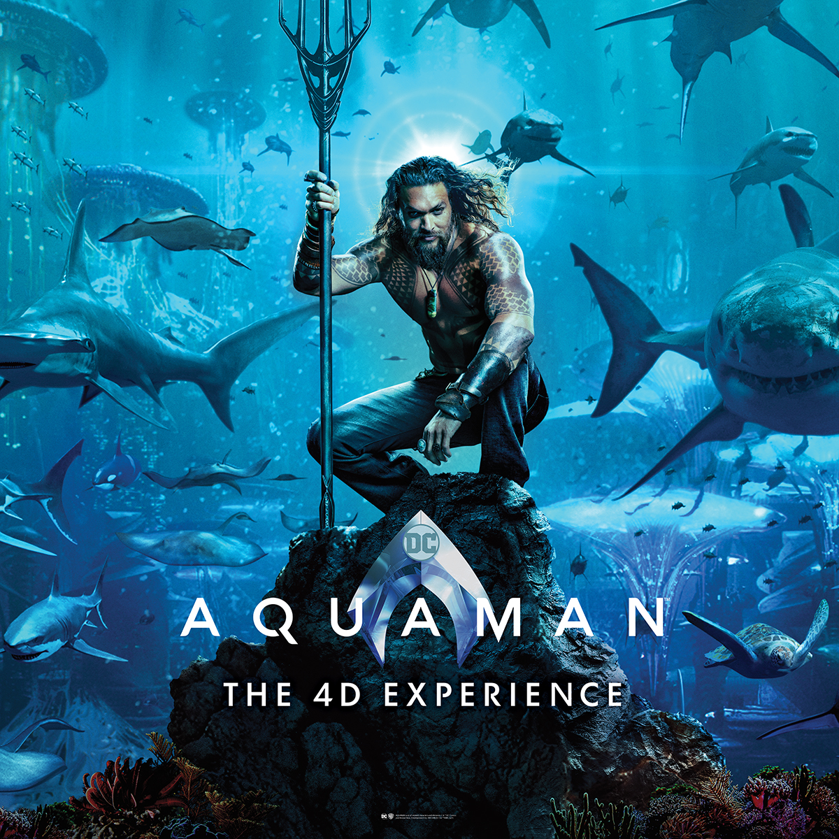 4D Ultimate Experience - 4D Experience Aquaman