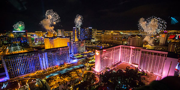Vegas New Years Eve Parties