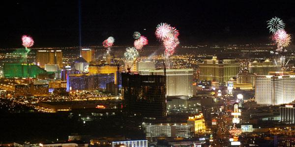 Vegas.com New Year's Eve in Vegas 2016 - 2017