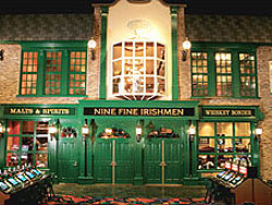 Nine Fine Irishmen Bar Prices Description Details