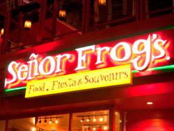 Se 241 Or Frog S Bar Prices Description Amp Details Vegas Com