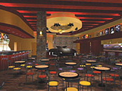 The Piano Bar at Harrah's