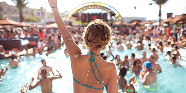Daylight Beach Club At Mandalay Bay Is Back With One Of The Most Sought After Daytime Destinations On Iconic Las Vegas Strip