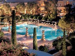 The Pool At Bellagio Las Vegas