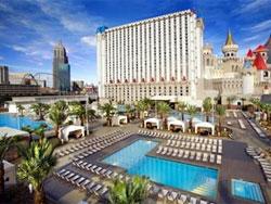 The Pool At Excalibur Las Vegas