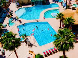 The Pool At Hooters Las Vegas Vegas Com