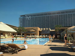 M Resort pool