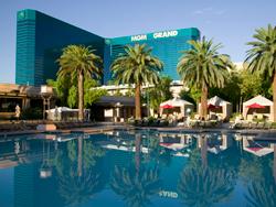 The Pool At Mgm Grand Las Vegas