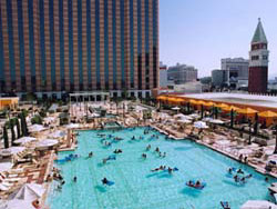 The Pools At Venetian Las Vegas