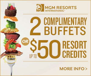 10 Resorts, Great Deals - MGMR