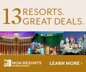 13 Resorts, Great Deals - MGMR