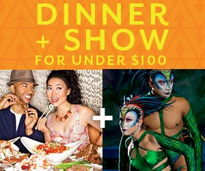 Get Dinner and a Show for Under $100