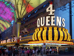 Four Queens Vegas