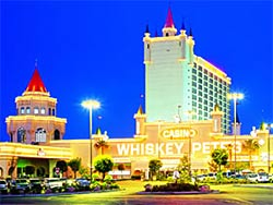 Whiskey Pete's Hotel Casino
