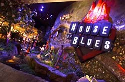 The House Of Blues Is A Southern Themed Restaurant There Also Concert Venue And Bar On Site Which Routinely Hosts Some Hottest Acts In