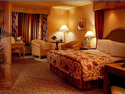 Golden Nugget Standard Room