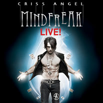 Criss Angel MINDFREAK LIVE!