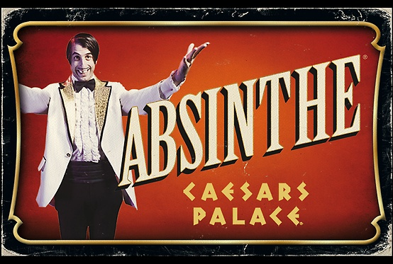 Image result for absinthe vegas