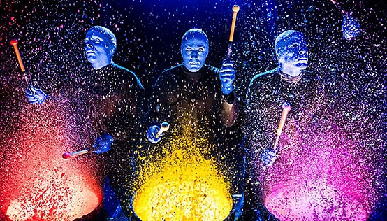 I M Blue Blue Man Group 73