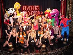 Beachers Madhouse Las Vegas