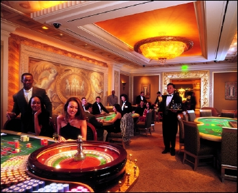 Palace Court Casino High-Limit Table Game Salon