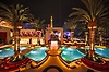 Drai's Beach Club at night