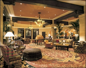 Green Valley Ranch Lobby
