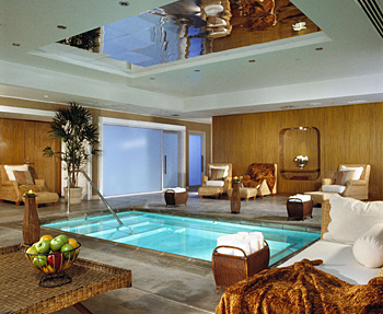 Green Valley Ranch Spa Interior