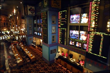 New York-New York Sportsbook