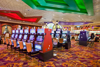 Slot and video machines