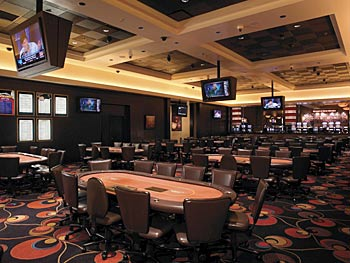 Santa Fe Casino Poker Room