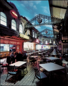 Texas Station Food Court